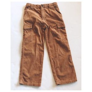 kitestrings cargo corduroy pants